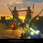 """Chasing Balance"" by JosephMaas"