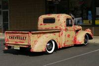 FUN VINTAGE CHEVY TRUCK 2