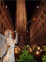 Merry Christmas from Rockefeller Center!