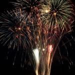 """Fireworks in the Poconos-2"" by woolleybear"