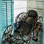 """Antique Child Carriage"" by jbjoani2"