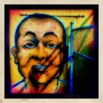 """Graffiti Face"" by iPhonePhil"