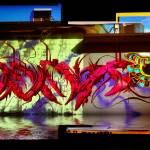 """Graffiti Art wall"" by iPhonePhil"