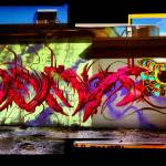 """Graffiti Wall"" by iPhonePhil"
