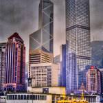 """Hong Kong harbor"" by dennisherzog"