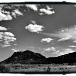 """Black and white Rockies"" by colgdrew"