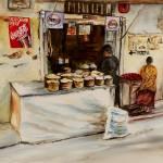 """African corner store"" by shernasser"