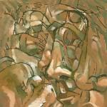 """Portrait of Mariah"" by clydesemler"