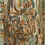 """""""Portrait of Joerg"""" by clydesemler"""