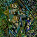 """Portrait of Nini"" by clydesemler"