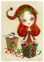 Jollybelle Christmas Elf