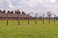 Auschwitz Birkenau concentration camp.