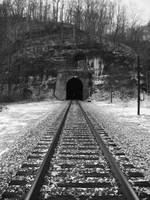 Talcott Train Tunnel