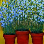 """Flowers for Mrs. Franko"" by Colene11"
