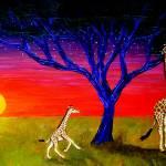 """Safari Sunrise"" by Colene11"