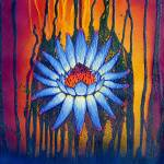 """Blue Lotus Blossom"" by Colene11"