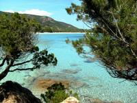 Seclusion - a hidden bay in Corsica