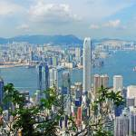 """""""From Lugard Road, Victoria Peak 1"""" by coljay"""