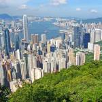 """""""From Lugard Road, Victoria Peak 3"""" by coljay"""