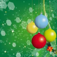 Christmas Balls Art Prints & Posters by Stefano Senise