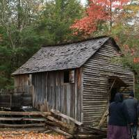 Historic Grist Mill Art Prints & Posters by Tennessee Backroads