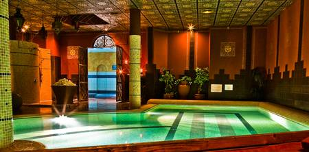 Moroccan bathhouse