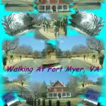 """Walking At Ft Myer VA"" by robertwbusby"