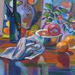 """Still Life with Oranges"" by clydesemler"