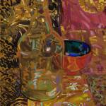 """""""Still Life with Bottle - vi.x.xi"""" by clydesemler"""