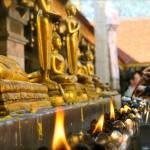 """Prayers, Doi Suthep, Thailand"" by ReimeiPhotography"