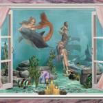 """A Mermaids World"" by Spyder13x085"