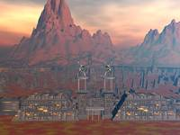 Anunnaki SpacePort Cydonia Ancient Mars 1