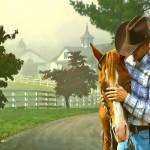 """""""Horse Whisperer"""" by artstoreroom"""