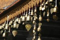 Offering Bells, Wat Prathat Doi Suthep