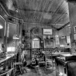 """The old ticket office (HDR)"" by Stephenknowles"