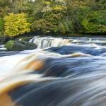 """Aysgarth Falls"" by Stephenknowles"