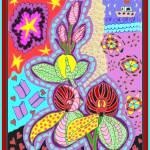 """""""Orchid - Disa Kewensis -"""" by missnancysart4u"""