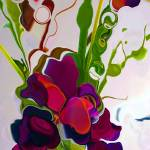 """""""Floral Delirium"""" by JanetStrayer"""