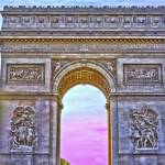 """Arc de Triomphe Dawn"" by DaveScott"