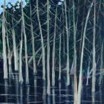 """Swamp Trees"" by SteveStAmour"