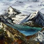 Glacier by Kris Courtney