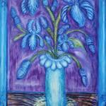 """""""Striped Iris"""" by ChipPique"""