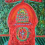 """Blue green Jukebox"" by ChipPique"