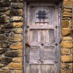 """Mission Door, Dee Oberle"" by GypsyChicksPhotography"