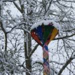 """Maypole in Winter"" by LJArt"