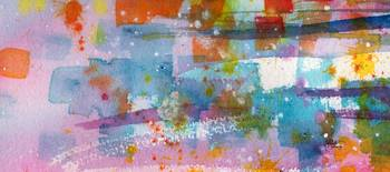 Modern Abstract Watercolors