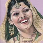 """""""Indische Braut"""" by ArtsandDogs"""