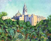 Historic Palm Canyon Balboa Park