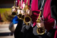 Marching Band Saxophones