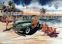 Woodie in Paradise